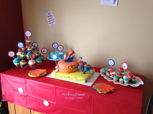 The Dessert Table!