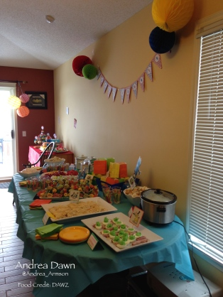 Dr. Seuss Baby Shower!