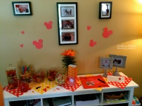 Candy Bar & Guest Book