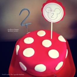 The Cake!