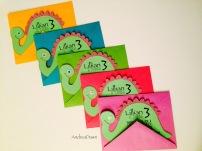 Dino Invites