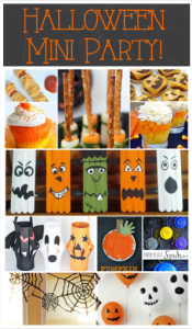 DIY Halloween Family Party