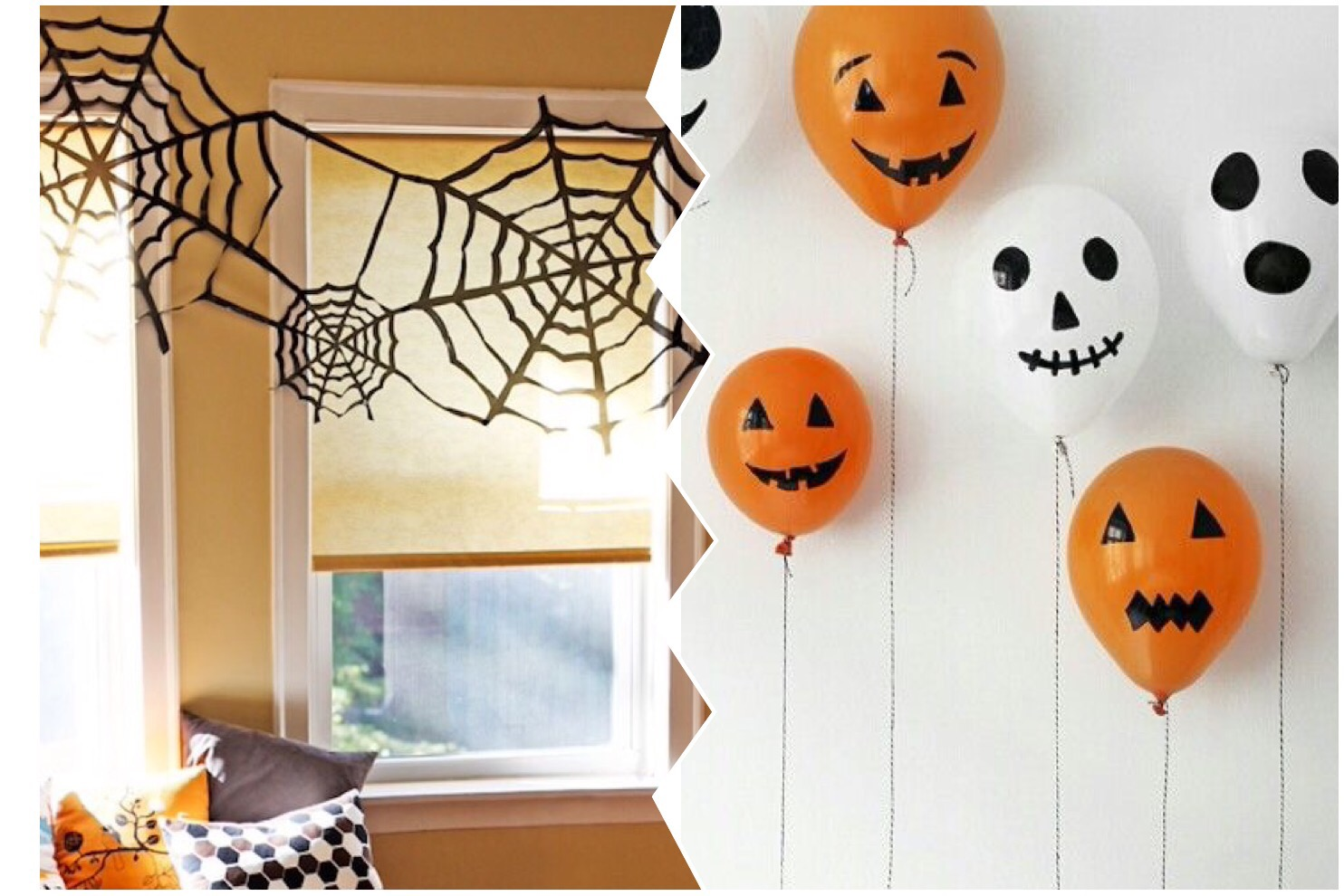 Quick & Easy Halloween Decorations