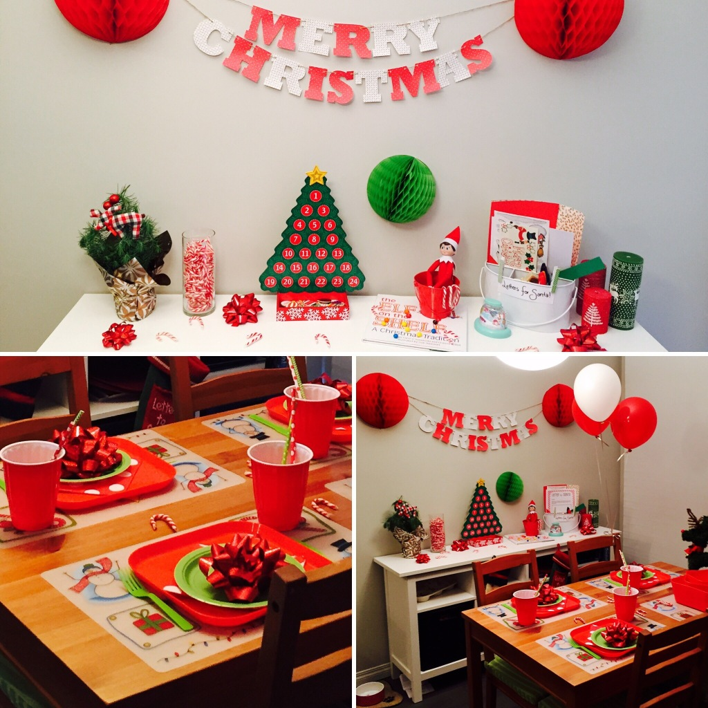 Kids Party for Elf in Shelf