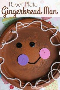 Paper Plate Children Craft