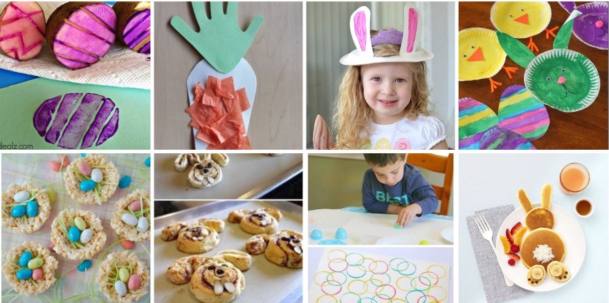 Easter Ideas & Crafts for Kids