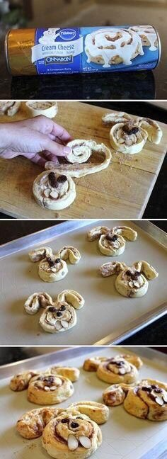 Cinnabunnies, Cinnamon Easter Bunnies