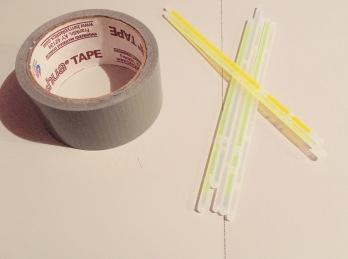 DIY Glow Stick Light Sabers